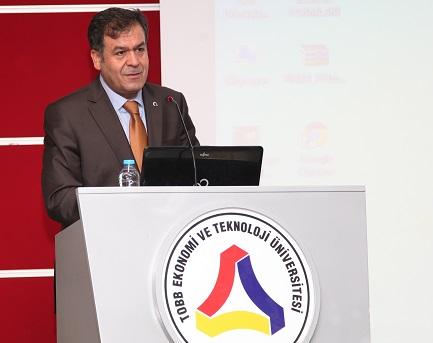 Bilim, Sanayi ve Teknoloji Bakanlığı Müsteşar Yardımcısı Prof_ Dr_ İsmail Ceritli_k